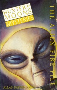 Hunter And Moon Mysteries 2: The Alien Fire File