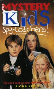 The Mystery Kids 1: Spy-Catchers!