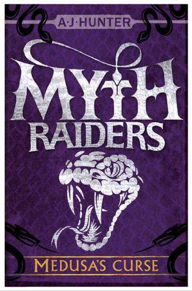 MYTH RAIDERS - MEDUSA'S CURSE