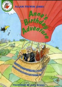 Picture Books: Anna's Birthday Adventure