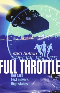 Special Agents 5: Full Throttle