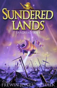 The Six Crowns 5/Sundered Lands 5: Sargasso Skies